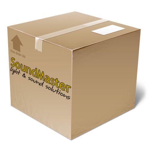 SoundMaster Percussion SMPDJ-12
