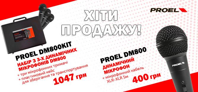 Proel DM800KIT