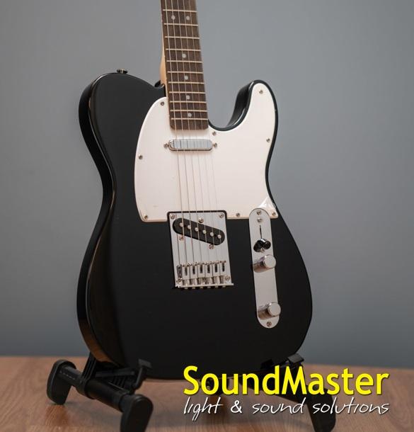SQUIER BULLET TELECASTER – самый доступный телекастер от Fender