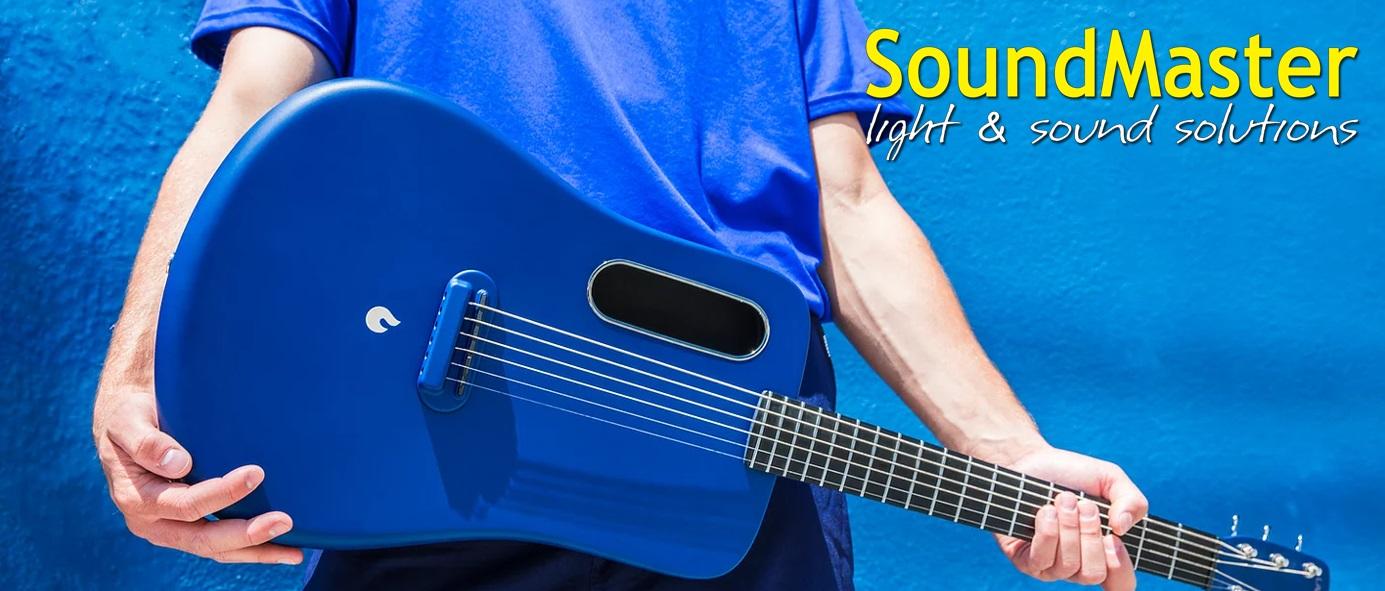 Новый гитарный бренд – LAVA Music, уникальные акустические гитары и укулеле.