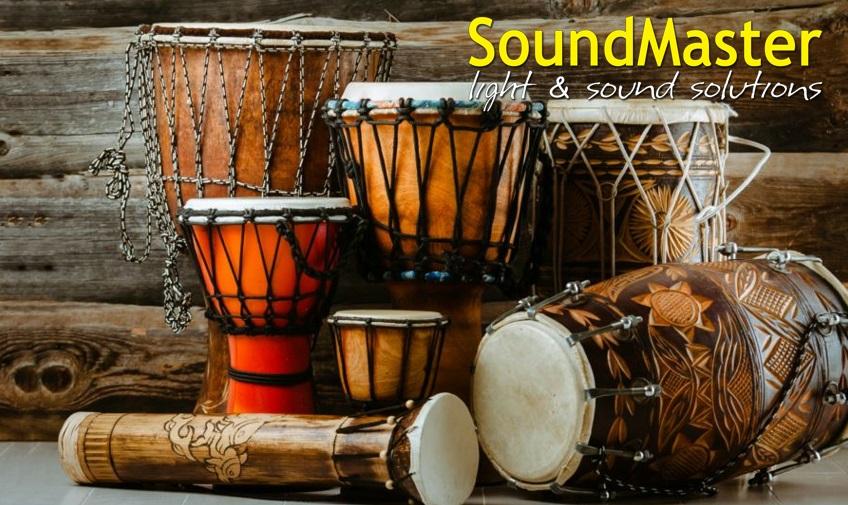 Palm Percussion - Поступление качественной перкуссии на склад!