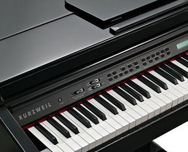 Kurzweil – клавишные инструменты с живым звучанием.