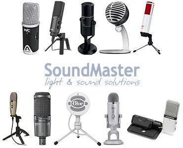 Домашняя студия. Выбираем USB микрофон.